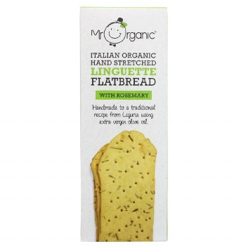 Mr Organic Flatbread with Rosemary