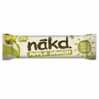 Nakd Apple Danish Bar