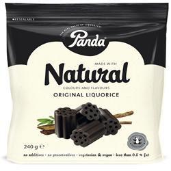 Panda Liquorice Cuts In Bag