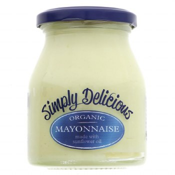 Simply Delicious Plain Mayo