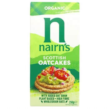 Nairns Organic Oatcake