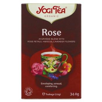 Yogi Rose Tea