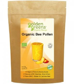 Organic Bee Pollen 100g