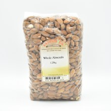 Almonds Whole 1250g