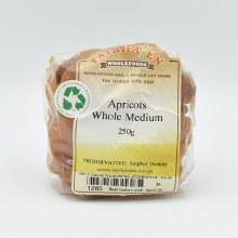 Apricots Whole 250g