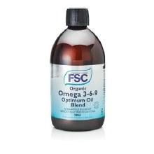 Organic Omega 369 Oil Blend 500ml