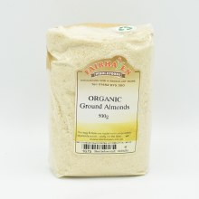 Almonds Ground Org 500g