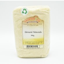Almonds Ground 500g