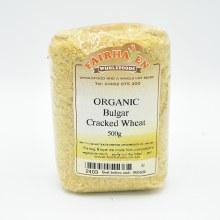 Bulgar Cracked Wheat Org 500g