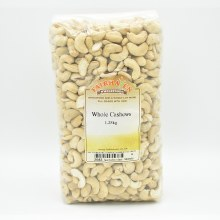 Cashews Whole 1250g