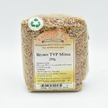 TVP Mince Brown 250g