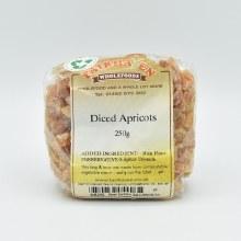 Apricots Chopped 250g
