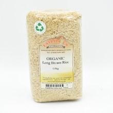 Long Brown Rice Org 1000g