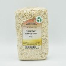 Porridge Oats Org 500g