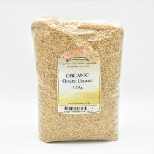 Linseed Golden Org 1250g
