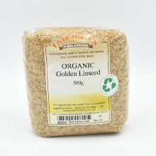 Linseed Golden Org 500g