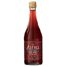 Aspall Org Red Wine Vinegar