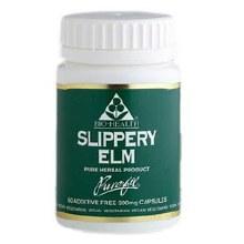 Bio Health Slippery Elm 300mg 60 Capsules