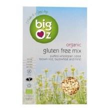Organic Gluten Free Mix