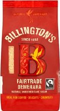 Billingtons Fairtrade Demerara Sugar