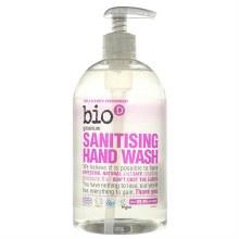 Bio D Hand Sanitiser/geranium