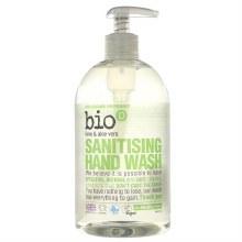 Bio D H'wash Lime & Aloe Vera
