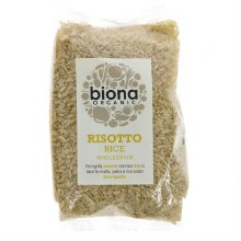 Biona Org Risotto Brown Rice