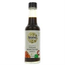 Biona Organic Worcester Sauce 140ml