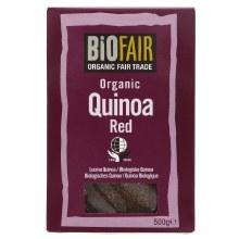 Biofair Org Ft Red Quinoa