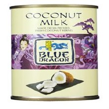Blue Dragon Coconut Milk Mini