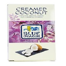 B'dragon Creamed Coconut Block