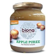 Biona Og Apple Puree 700g