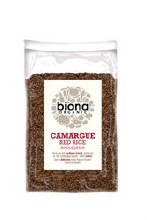 Biona Red Camargue Rice Org