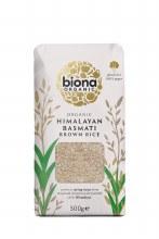 Org Brown Basmati Rice 500g