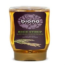 Biona Organic Brown Rice Syrup