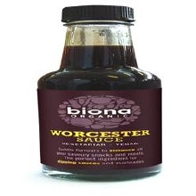 Biona Worcester Sauce