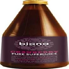 Biona Cranberry Pure Juice