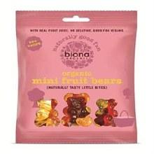 Biona Og Mini Fruit Bears