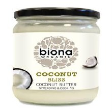Biona Coconut Bliss Lge Org