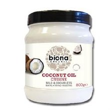 Biona Coconut Oil Organic