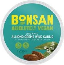 Bonsan Garlic Almond Spread