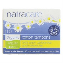 Natracare Regular Tampon Organic