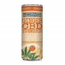 Bumblezest-ginger;turmeric&cbd