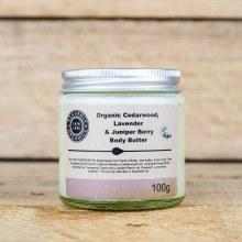 Body Butter Cedarwood Lavender