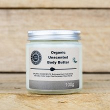 Body Butter Unscented