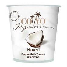 Coyo Natural Coconut Yog 125g