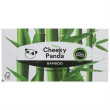 Bamboo Facial Tisuse Flat Box