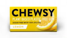 Chewsy Lemon Gum 15g