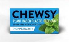 Chewsy Peppermint Gum 15g