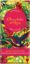 Choc & Love Milk & Hazelnut